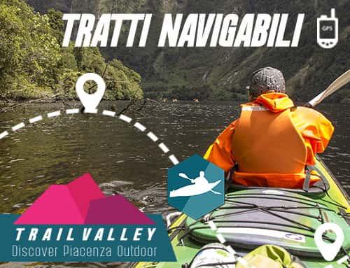 Tratto Kayak Bobbio – Perino