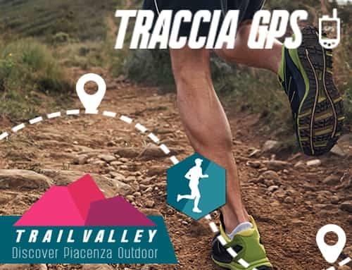 Traccia GPS Trail dei Crinali