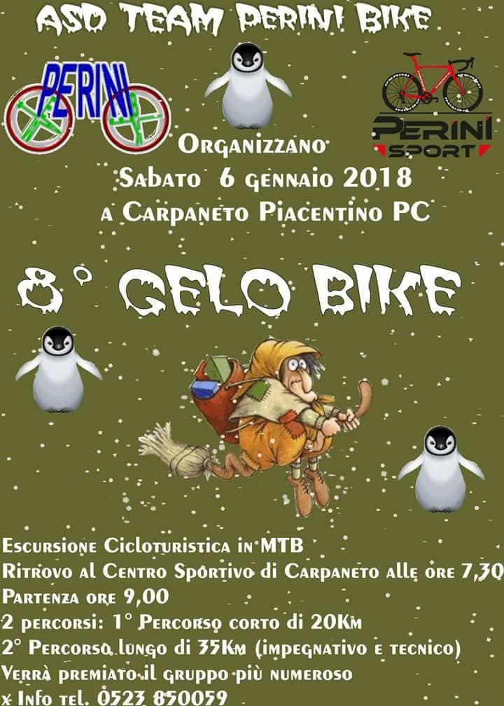 gelo bike 2018
